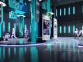 多媒体科技馆展厅 江苏华辰打造视觉盛宴